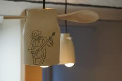Verlichting Design Keramiek