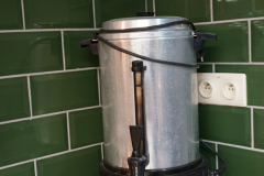 Koffiepercolator 50 tassen